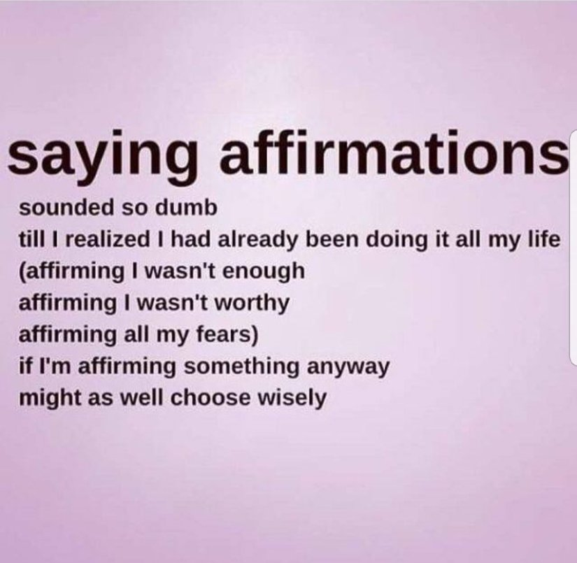 Affirmations, self love, rosie molinary, beautiful you
